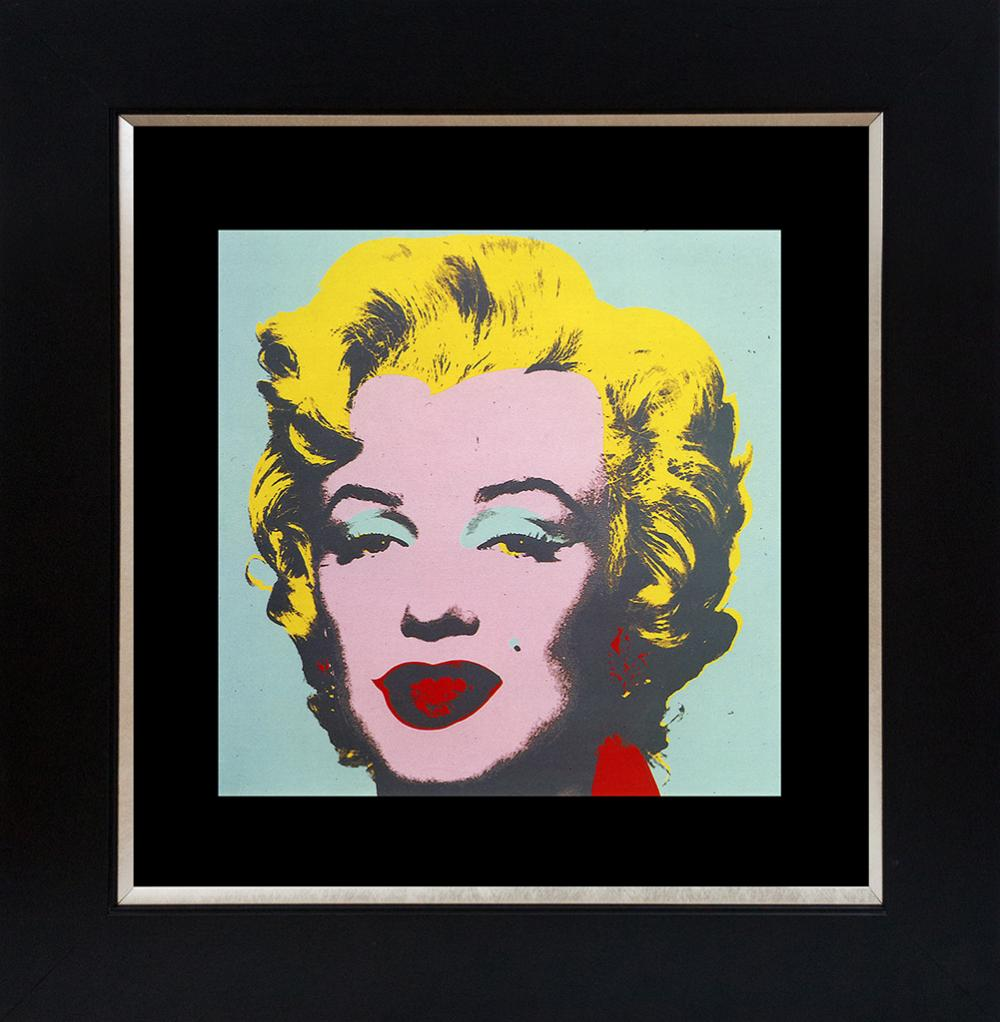 Lot 2731: Andy Warhol Lithograph from 1982