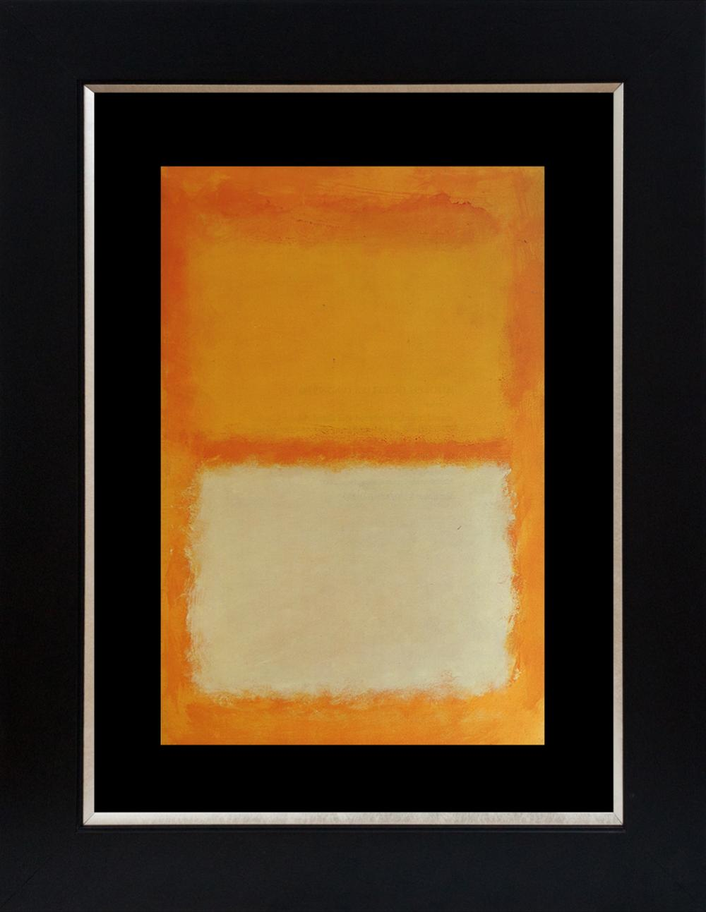 Mark Rothko LIthograph from 1978
