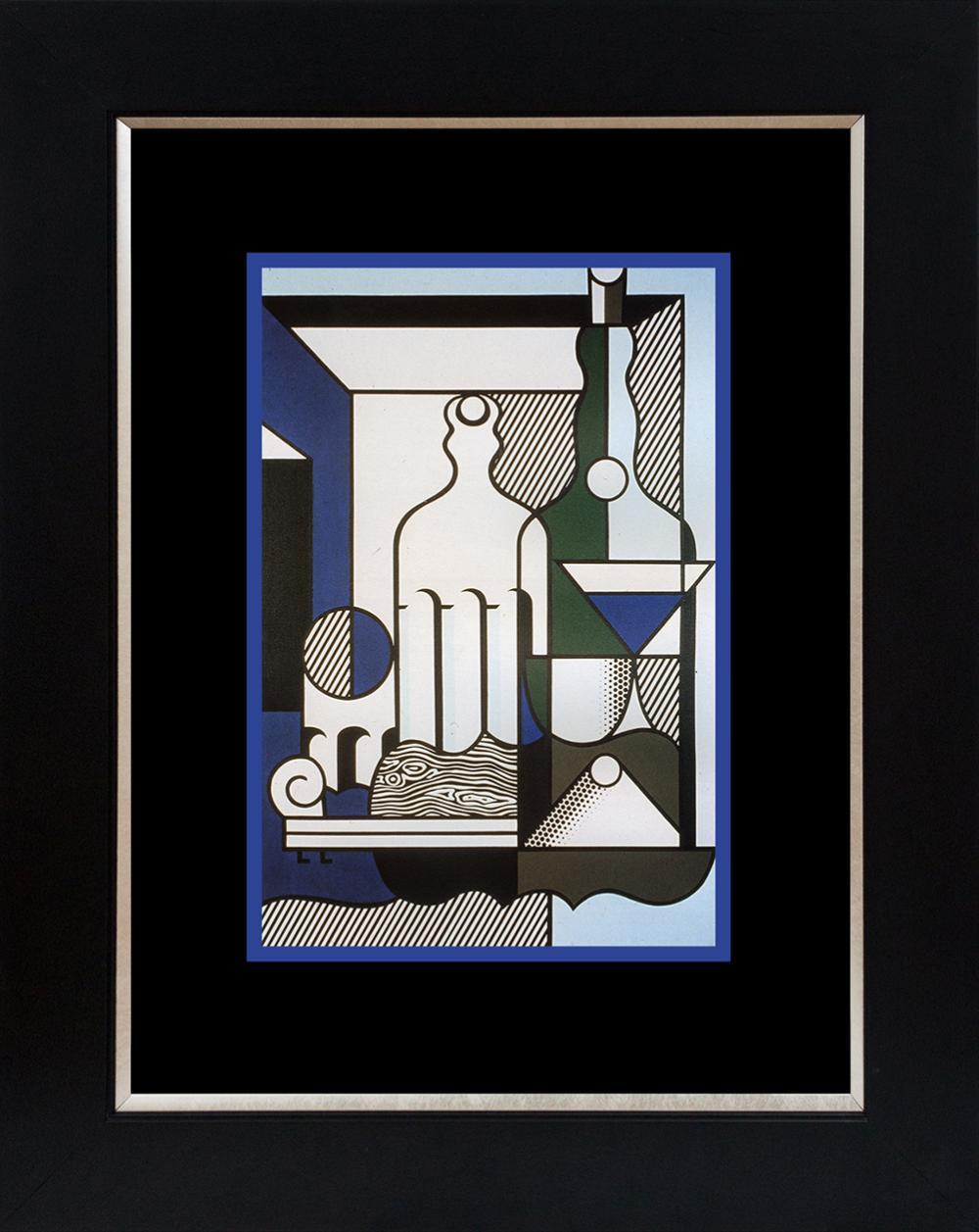 Roy Lichtenstein Lithograph from 1982