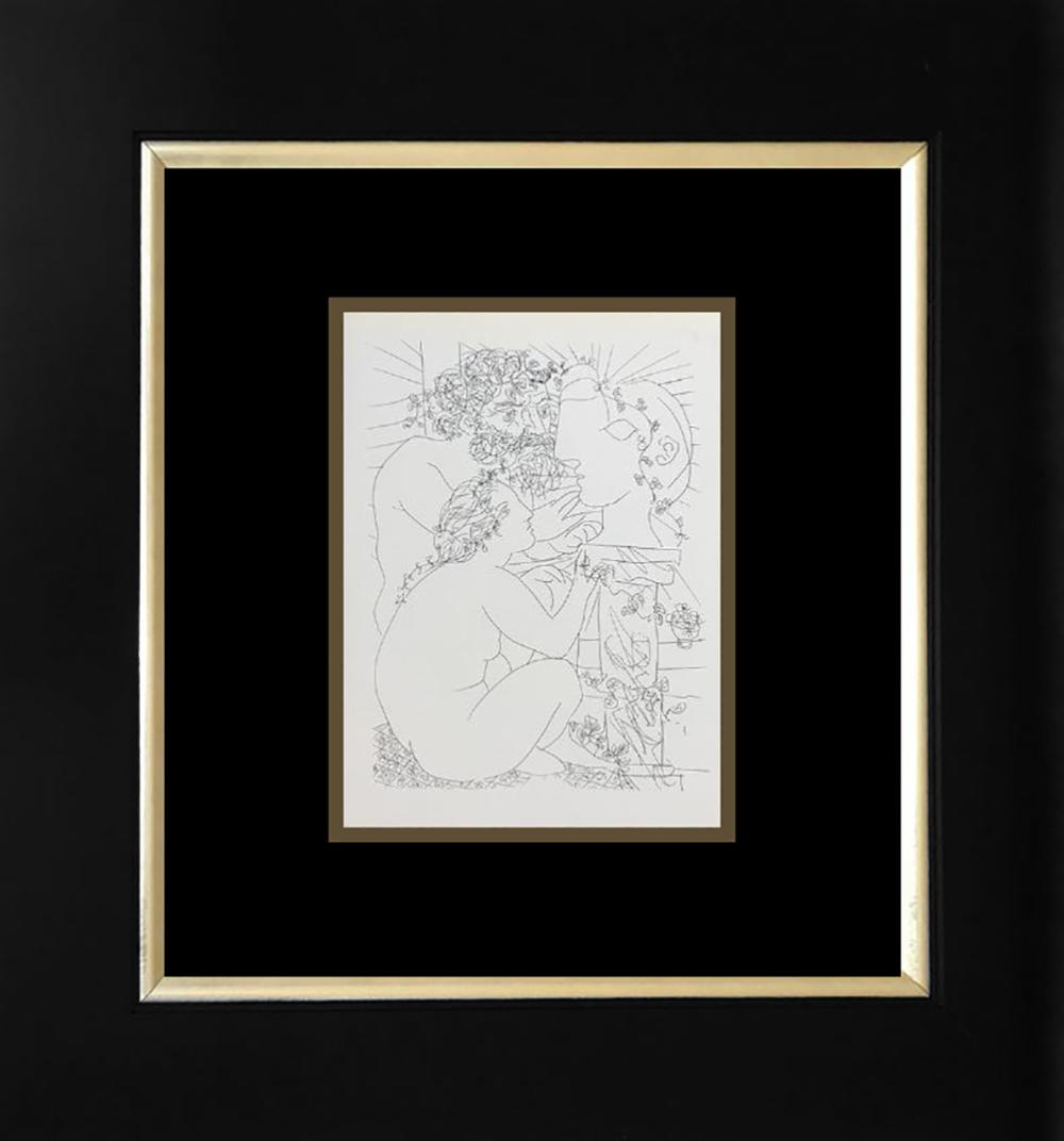 Lot 2852: Pablo Picasso Lithograph Vollard Collection from 1956 Germany