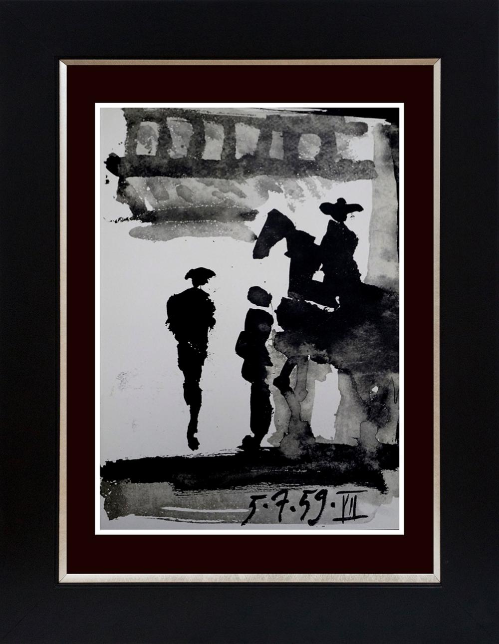 Lot 2932: Pablo Picasso lithograph from 1964