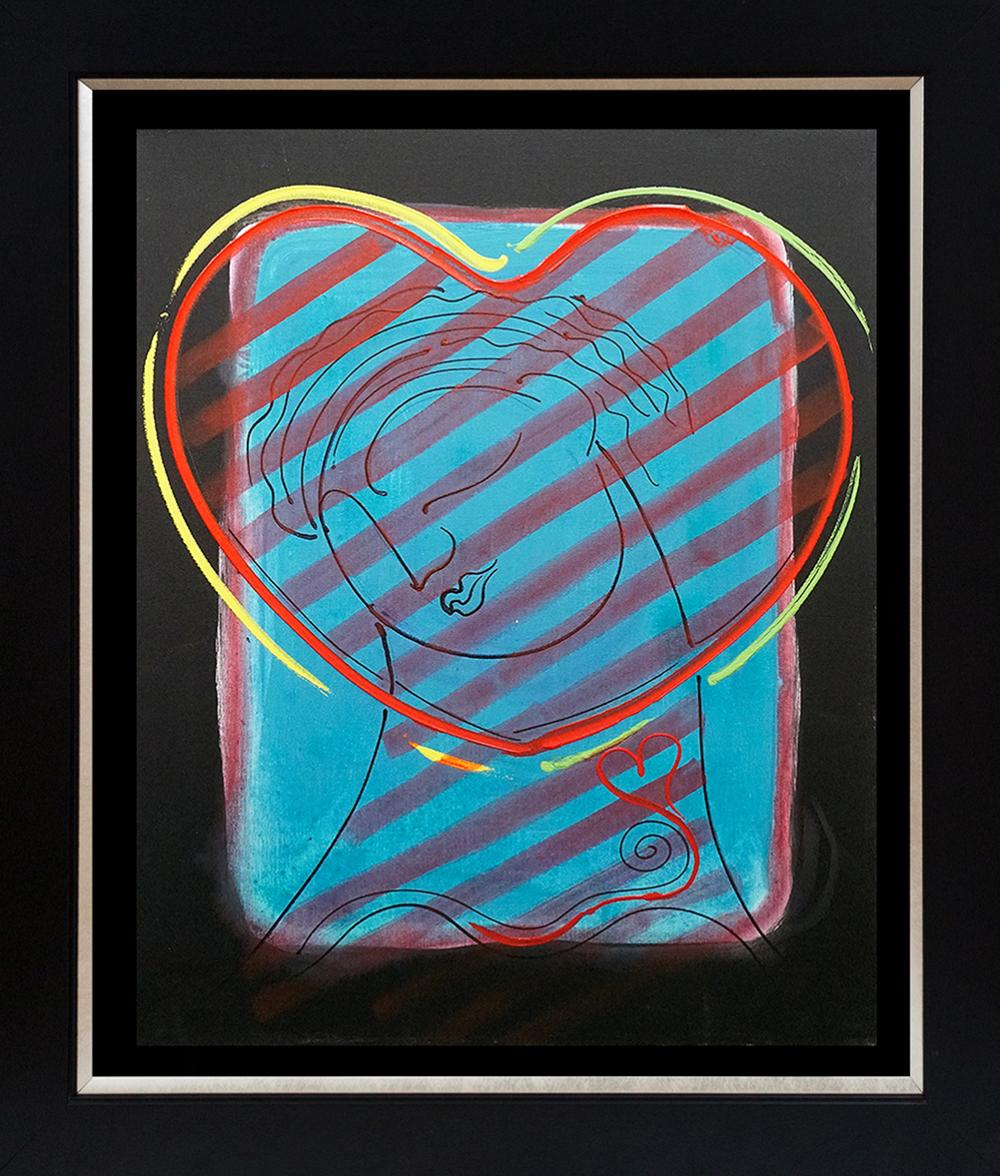 Lot 2953: Gaylord Soli original on paper