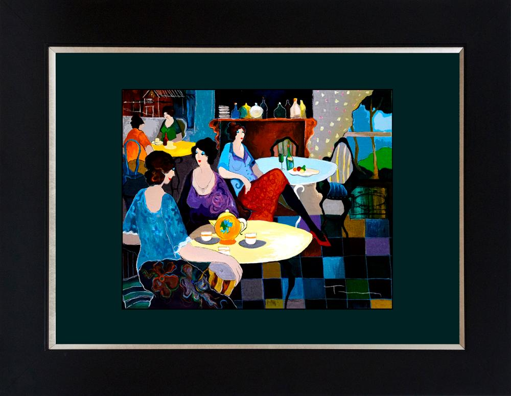 Lot 2939: Tarkay Limited Edition Serigraph on canvas