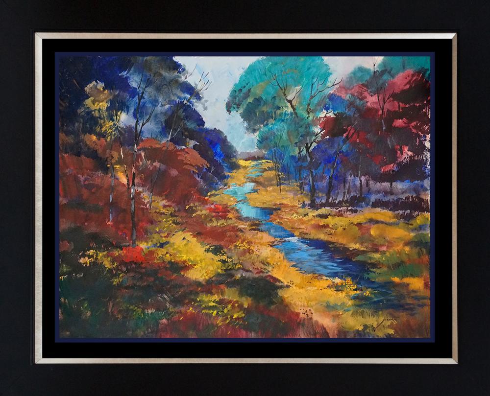 Lot 2961: Original Landscape by Michael Schofield