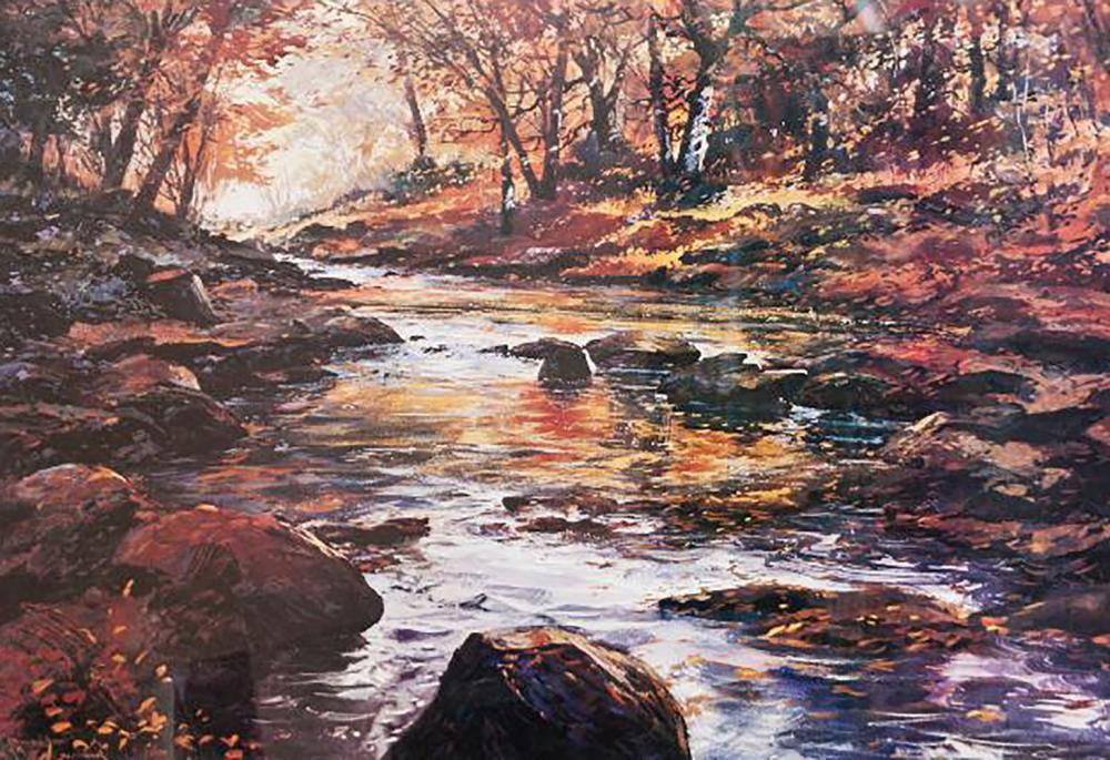 Lot 2990: Michael Schofield limited edition lithograph