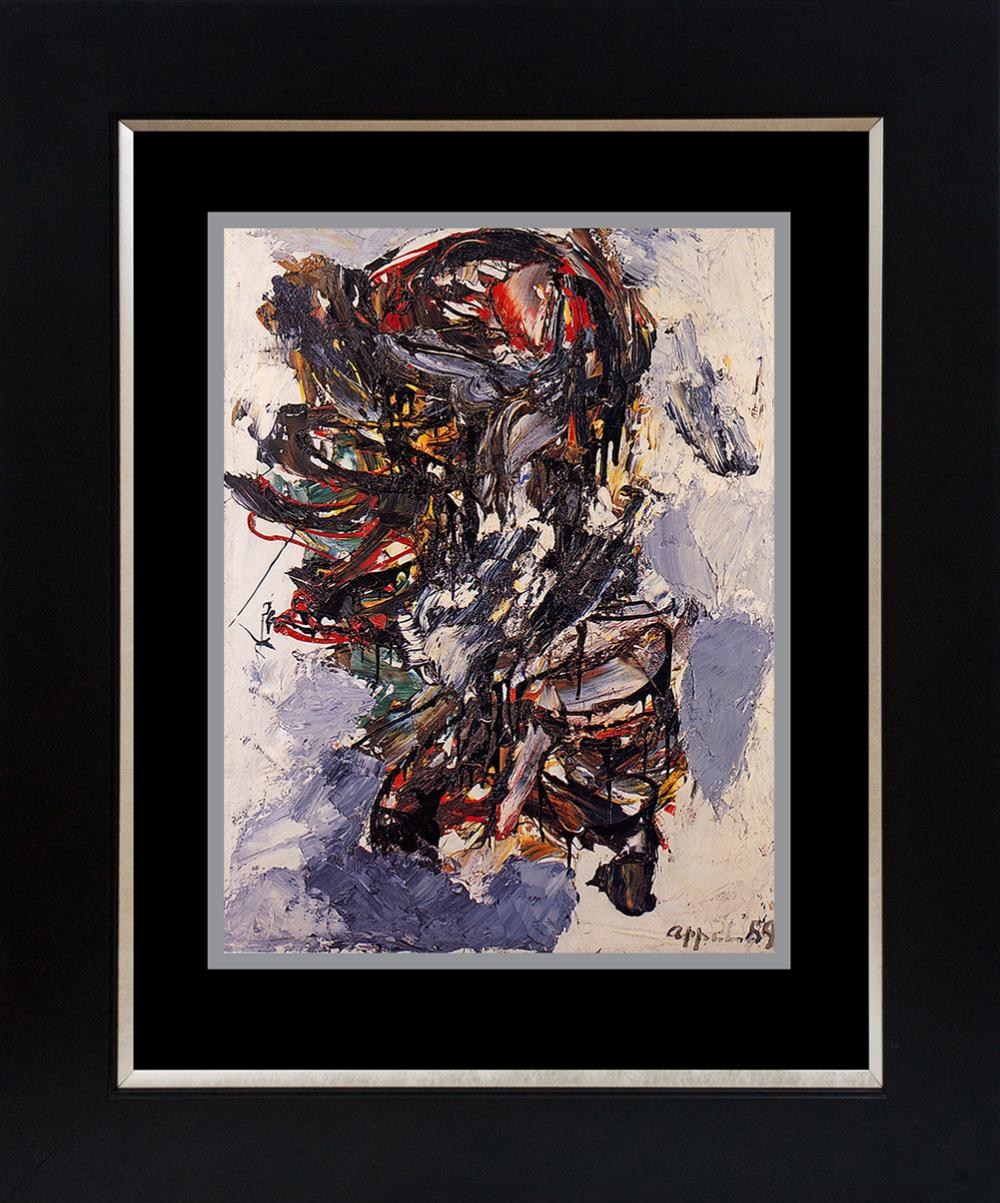 Lot 3007: Karel Appel Lithograph from 1973