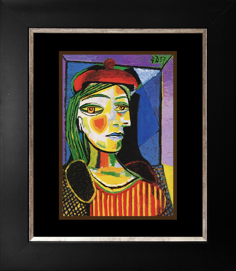 Lot 3044: Pablo Picasso Lithograph from the Collection Domaine. Limited Edition