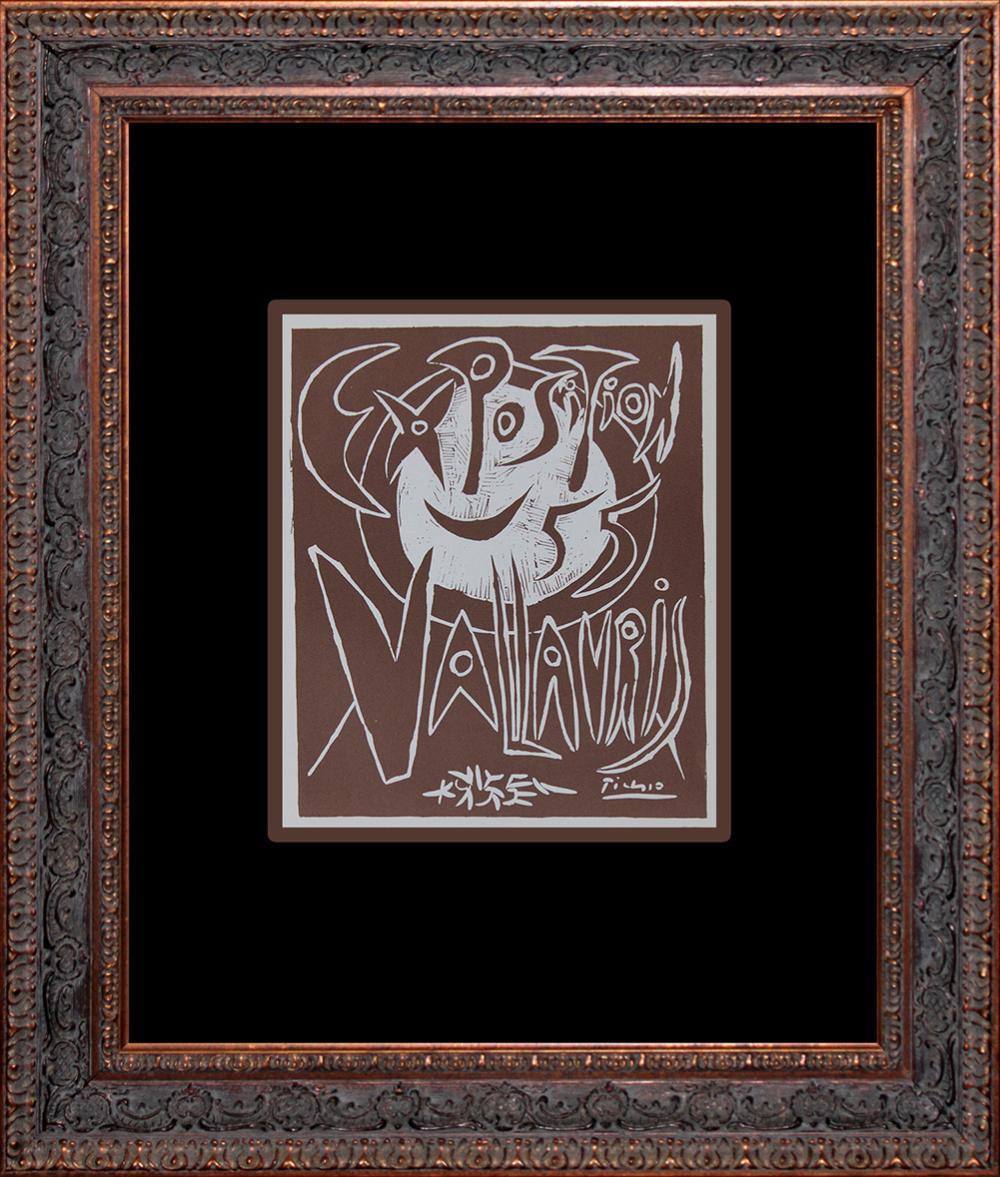 Lot 3037: Pablo Picasso 1964 Lithograph