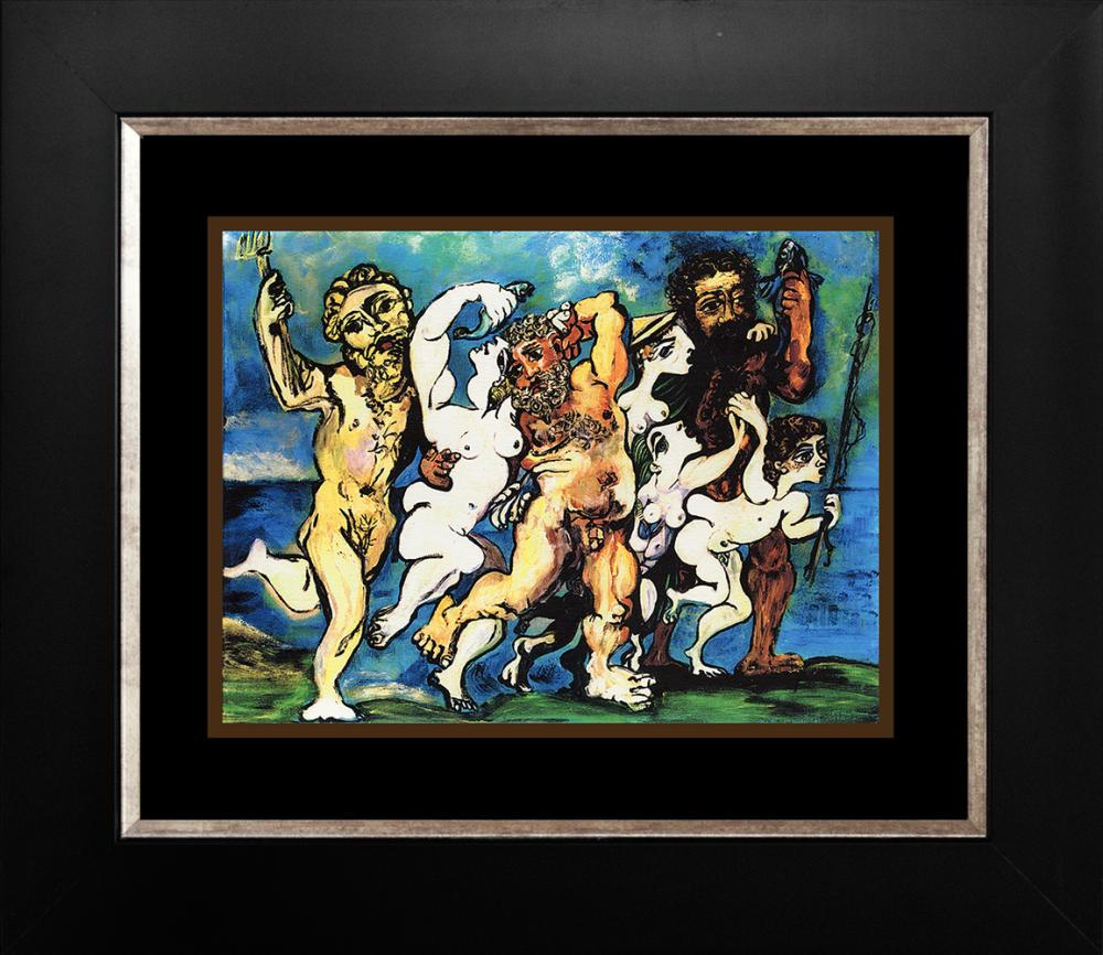 Lot 3045: Pablo Picasso Lithograph Collection Domaine Limited Edition