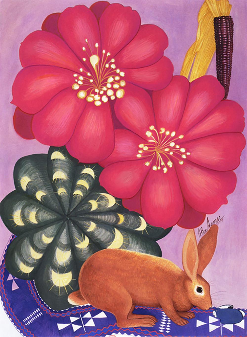 Lot 3059: Alice Asmar Limited Edition Flowers