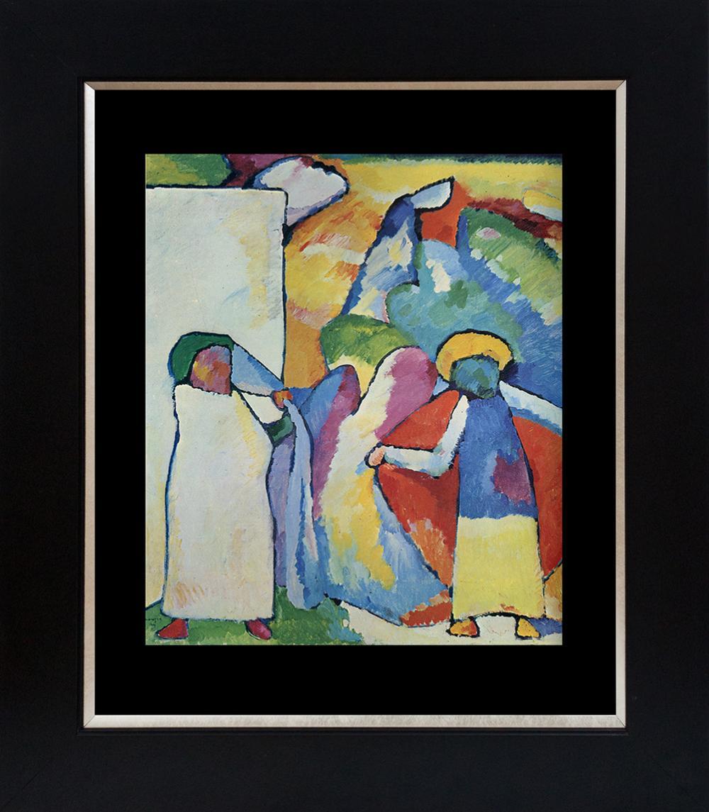 Lot 3095: Kandinsky Lithograph from 1967