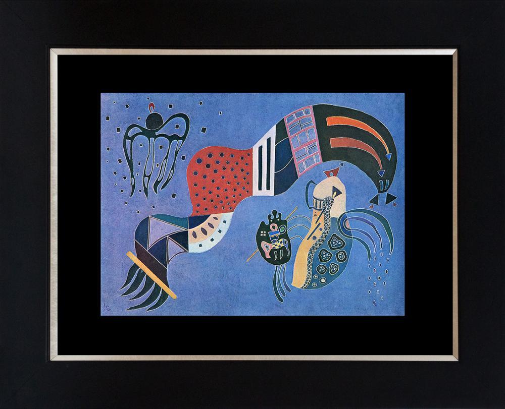Lot 3092: Kandinsky Lithograph from 1967