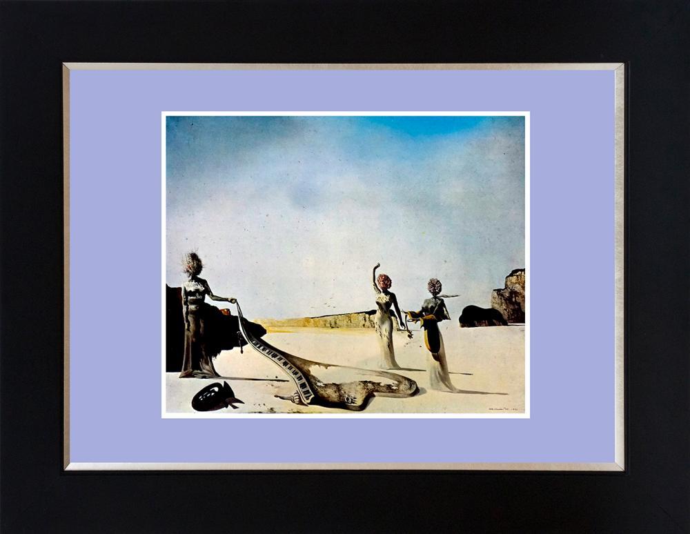Lot 3125: Salvador Dali color plate lithograph