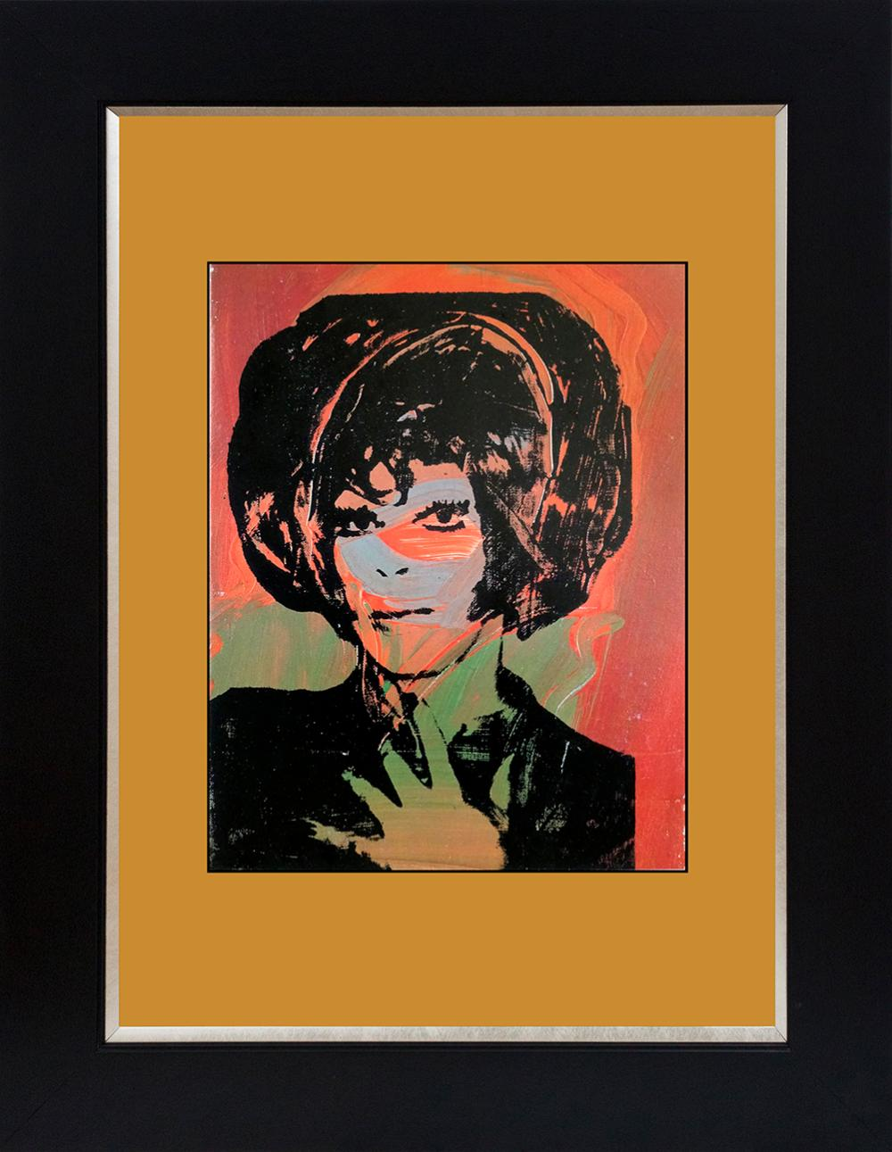 Lot 3169: Andy Warhol Lithograph from 1979