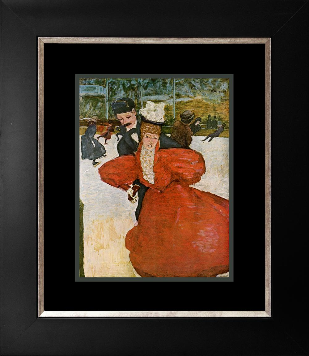 Lot 3154: Pierre Bonnard Color Plate Lithograph from 1957
