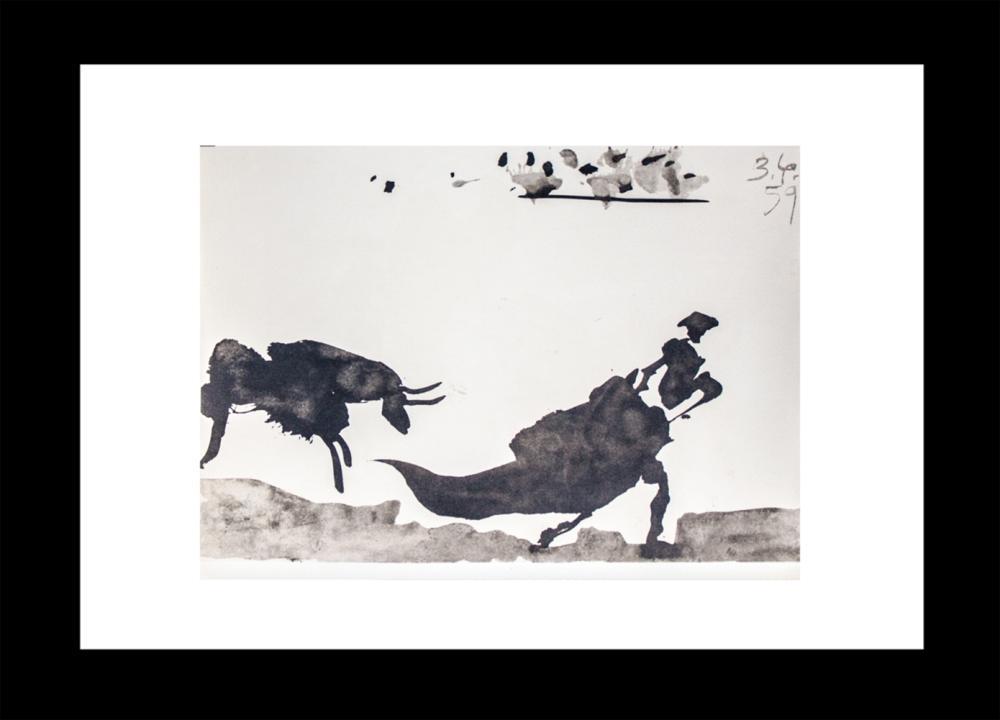 Lot 3177: Pablo Picasso Original Lithograph