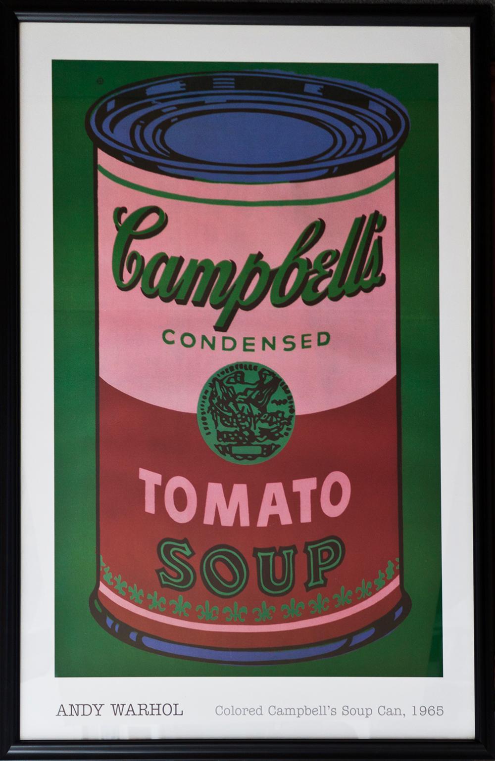Lot 3173: Andy Warhol Lithograph