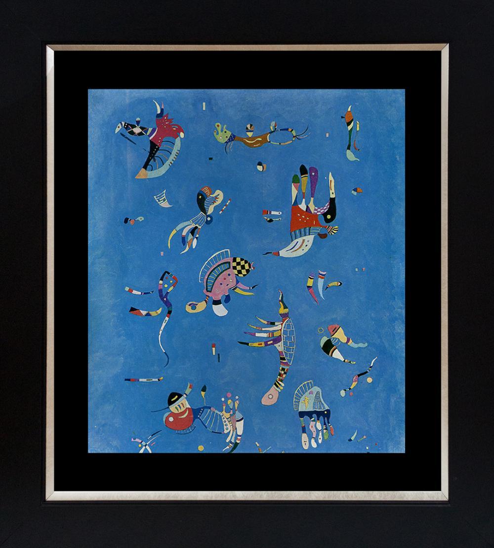 Lot 3258: Kandinsky Lithograph from 1967