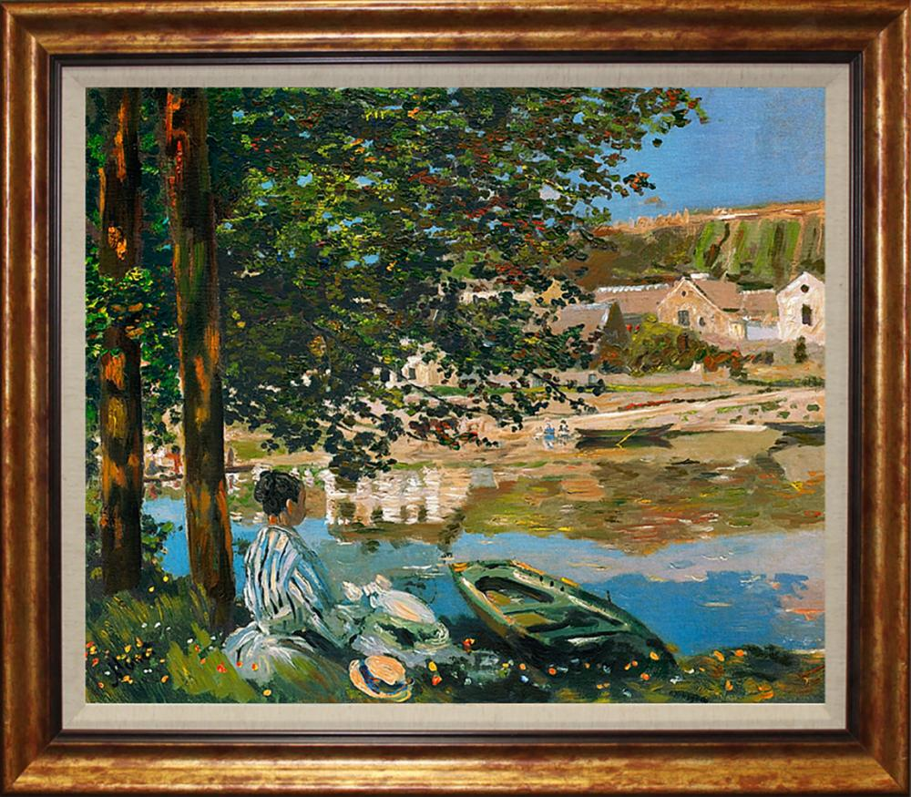Lot 3262: Claude Monet- Limited Edition The River