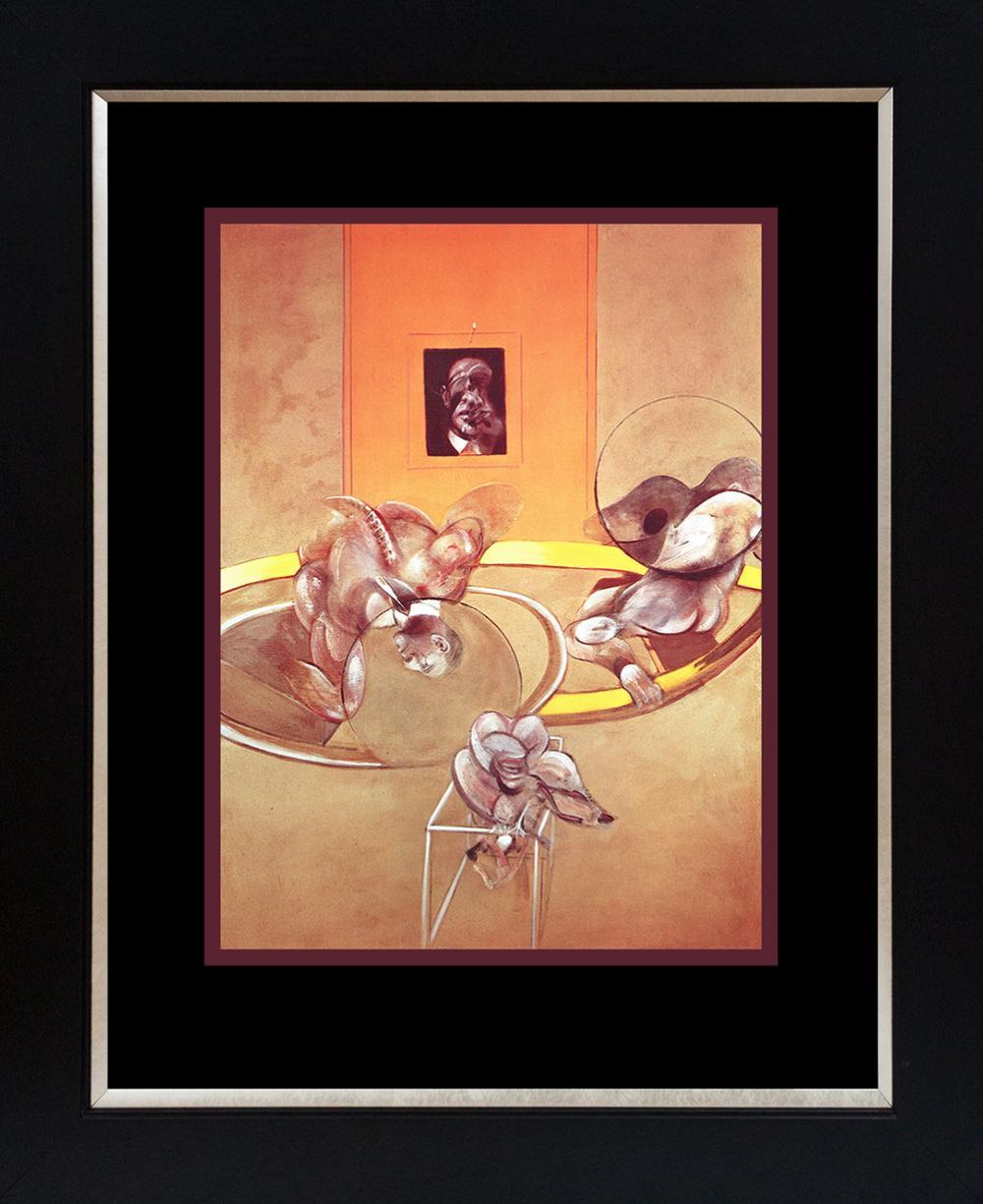 Lot 3326: Francis Bacon Color Plate Lithograph