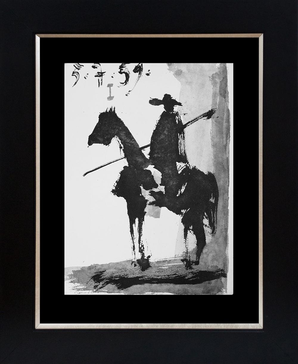 Lot 3385: Pablo Picasso 1961 Lithograph Toros Y Toreros.