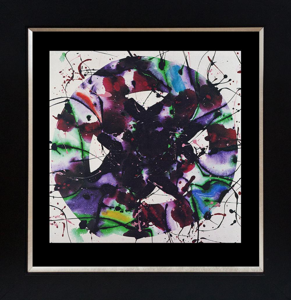 Lot 3531: Sam Francis Color Plate Lithograph from 1978