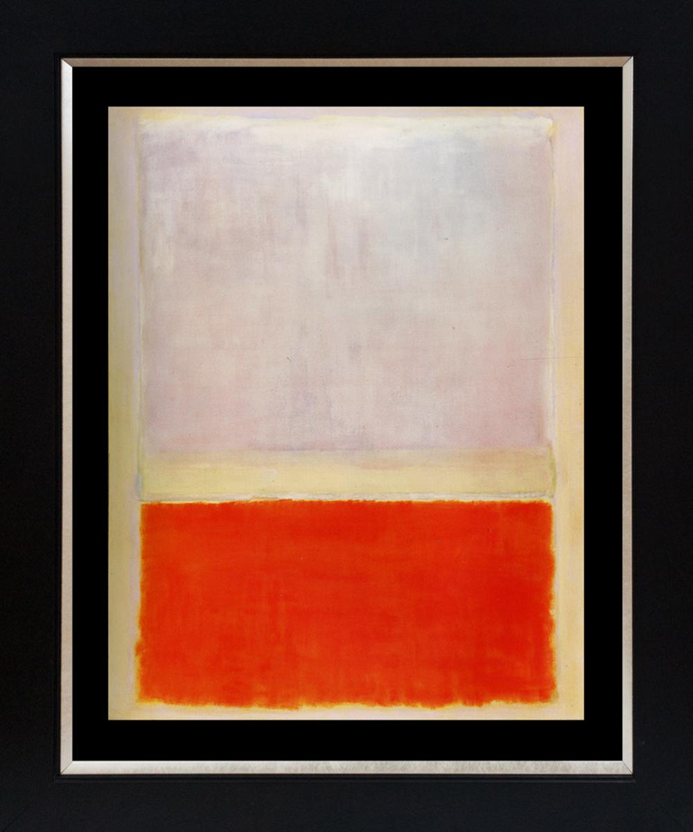 Lot 3585: Mark Rothko Lithograph from 1978