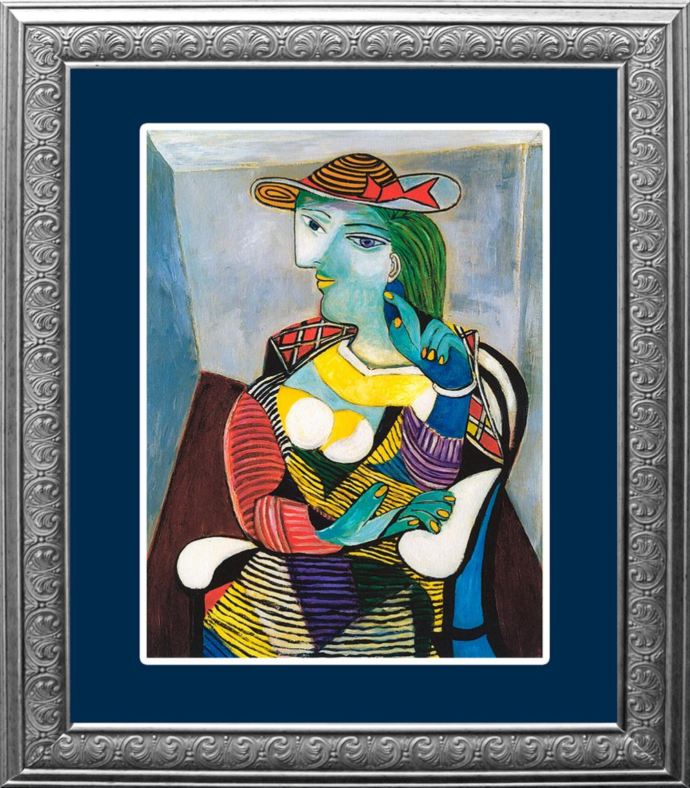 Lot 3586: Pablo Picasso Marie Therese Walter