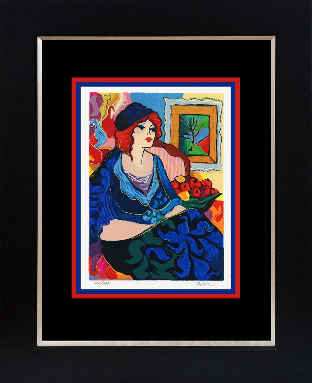 Lot 3566: Patrica Limited Edition Hand Signed Serigraph