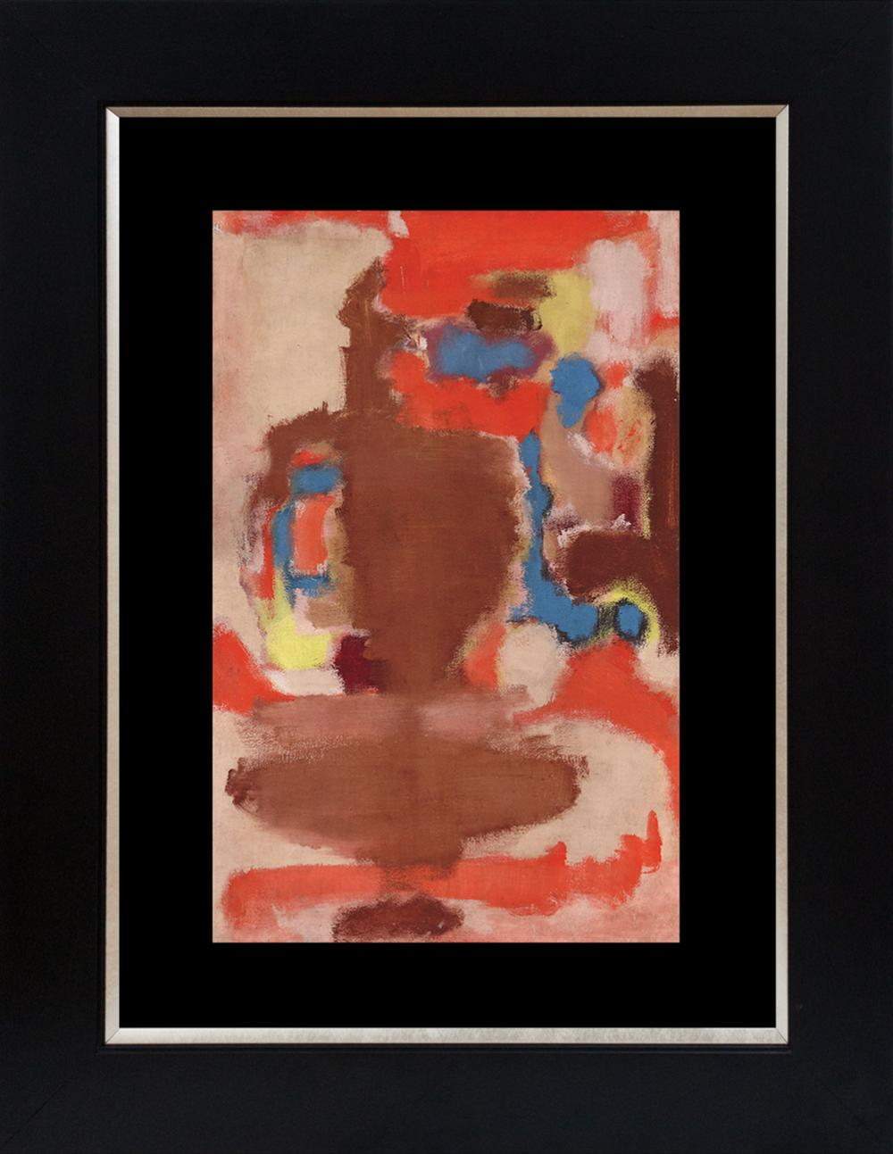 Lot 3581: Mark Rothko Lithograph from 1978