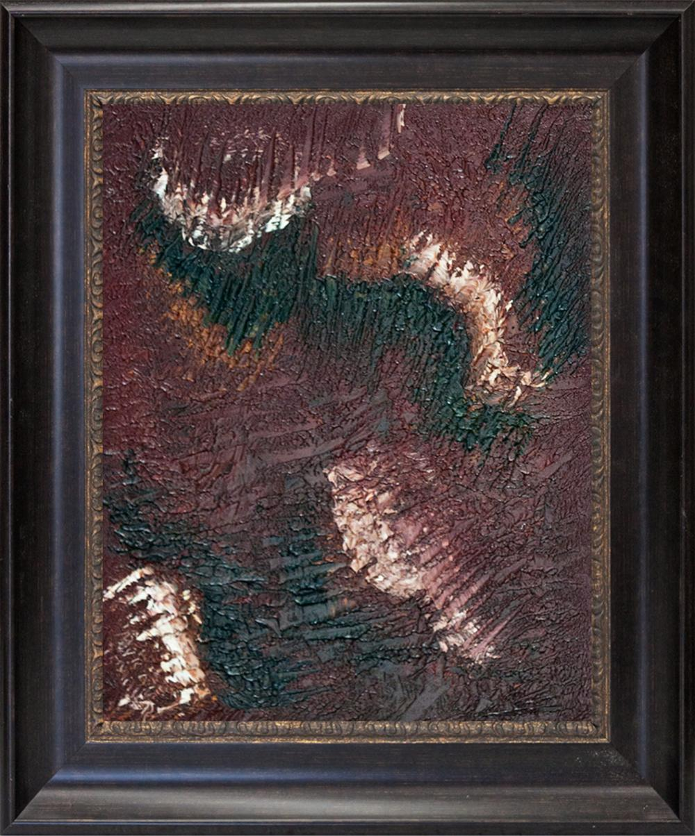 Lot 3752: Original oil on canvas by Baron