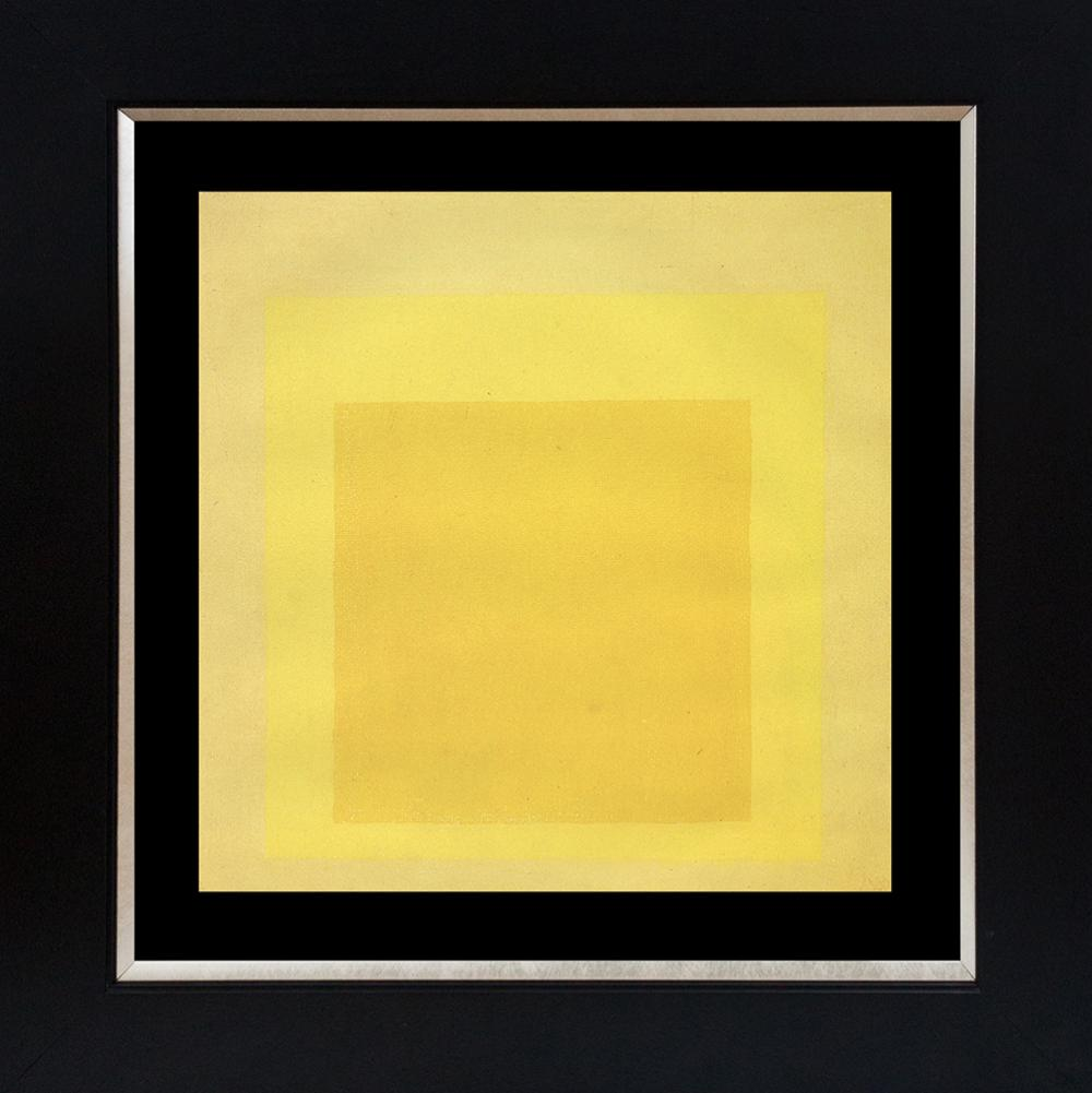 Lot 3614: Josef Albers Color Plate Lithograph