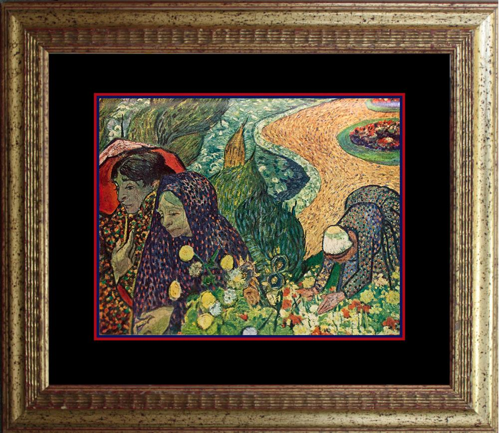 Lot 3632: Hermitage Collection Vincent Van Gogh Lithograph
