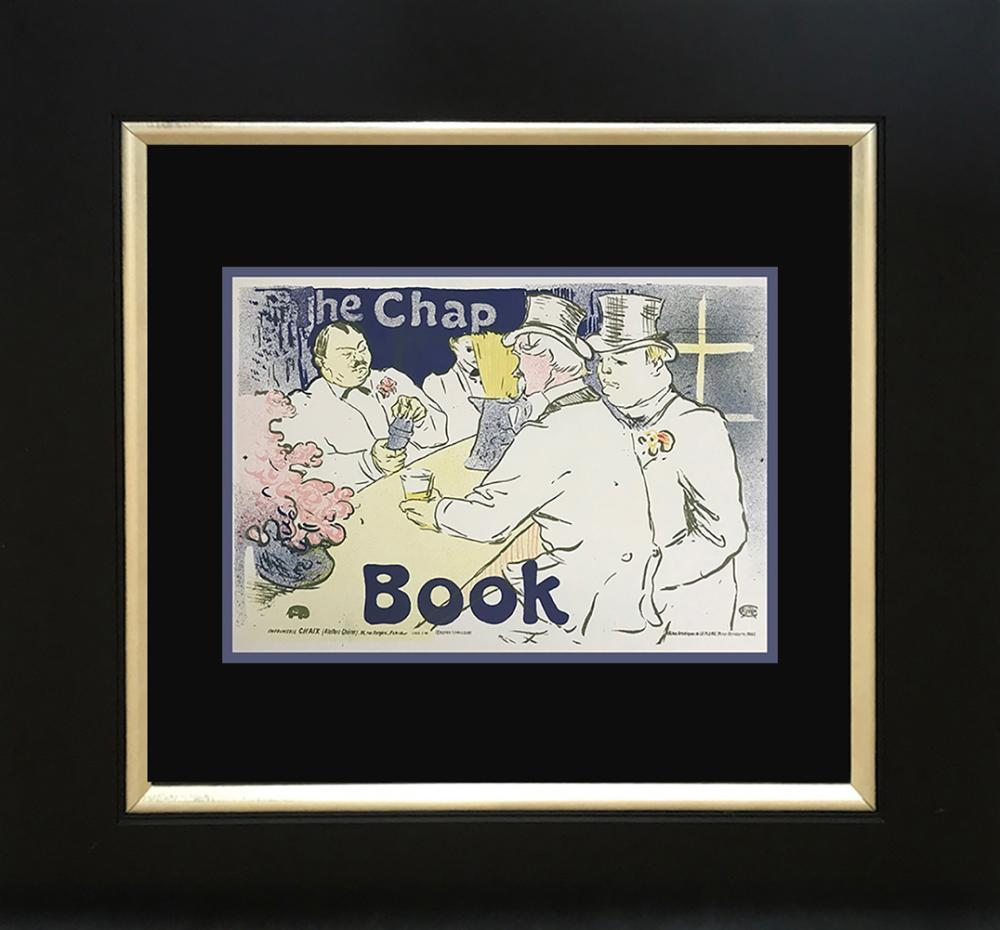 Lot 4102: Toulouse Lautrec Lithograph