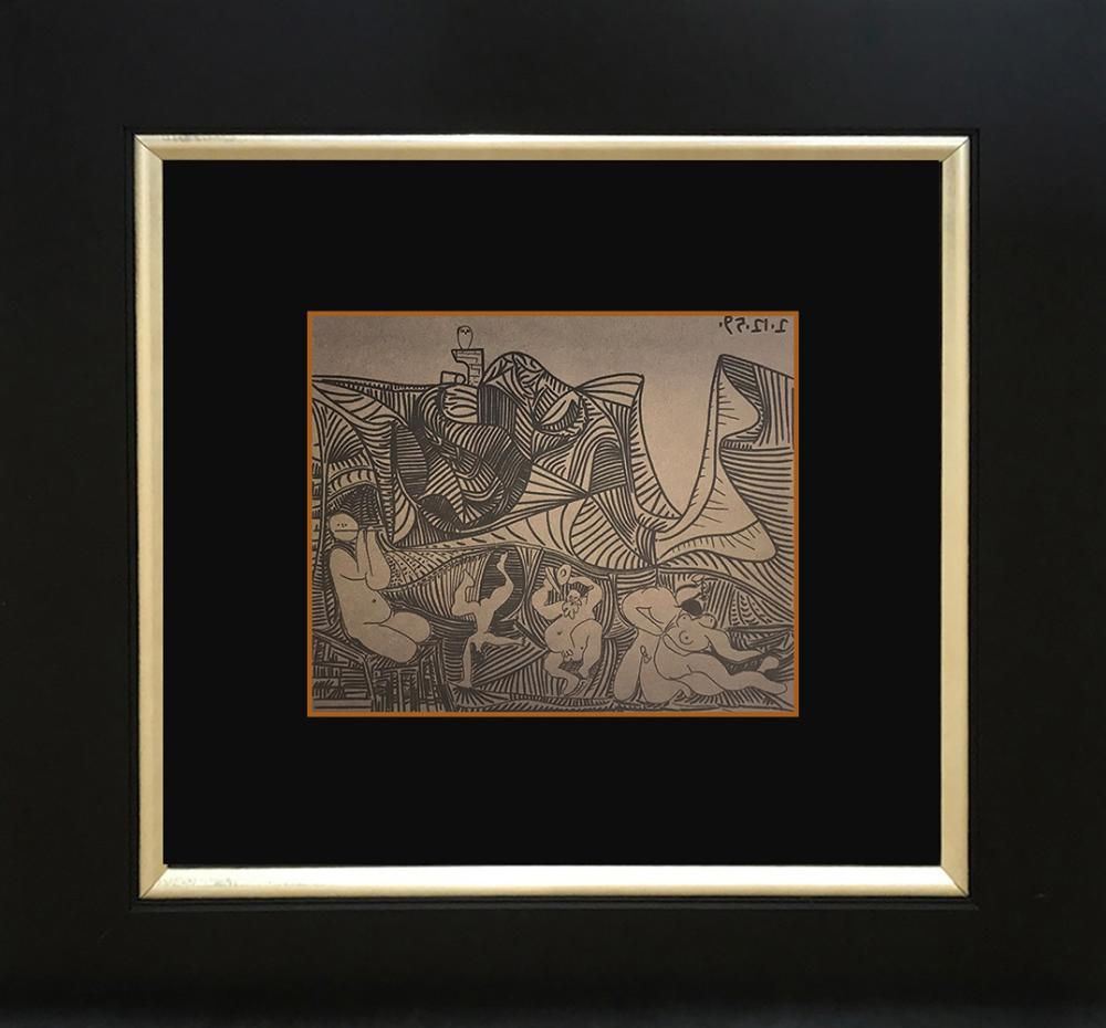 Lot 4119: Pablo Picasso color plate lithograph