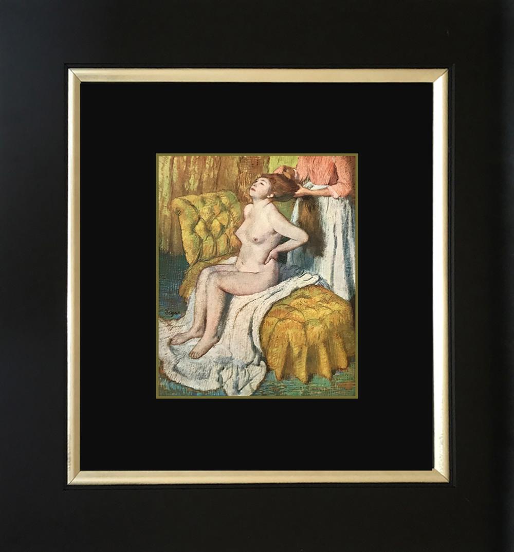 Lot 4131: Pierre Renoir Color Plate Lithograph