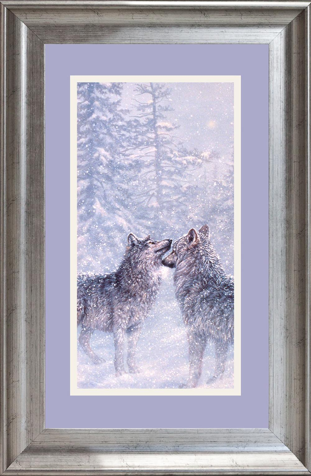 Lot 4155: Robert Copple Chance Reunion Limited Edition Lithograph