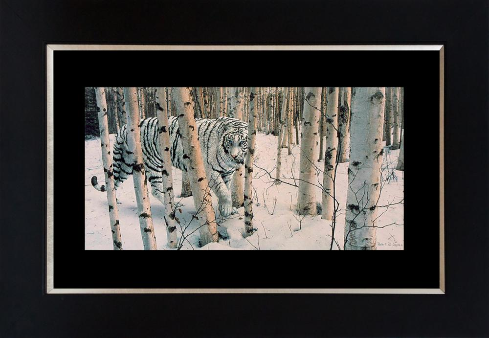 Lot 4154: Robert Copple Silent Majesty Limited Edition Lithograph