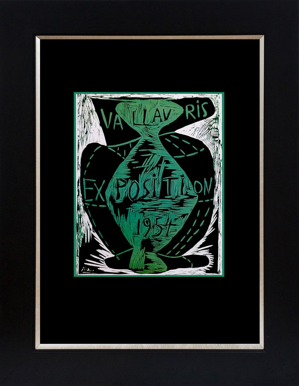 Lot 4815: Pablo Picasso Color Plate Lithograph from 1961