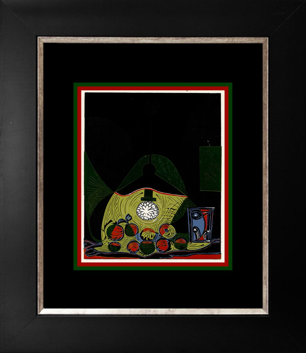 Lot 4821: Pablo Picasso Linocut from 1966