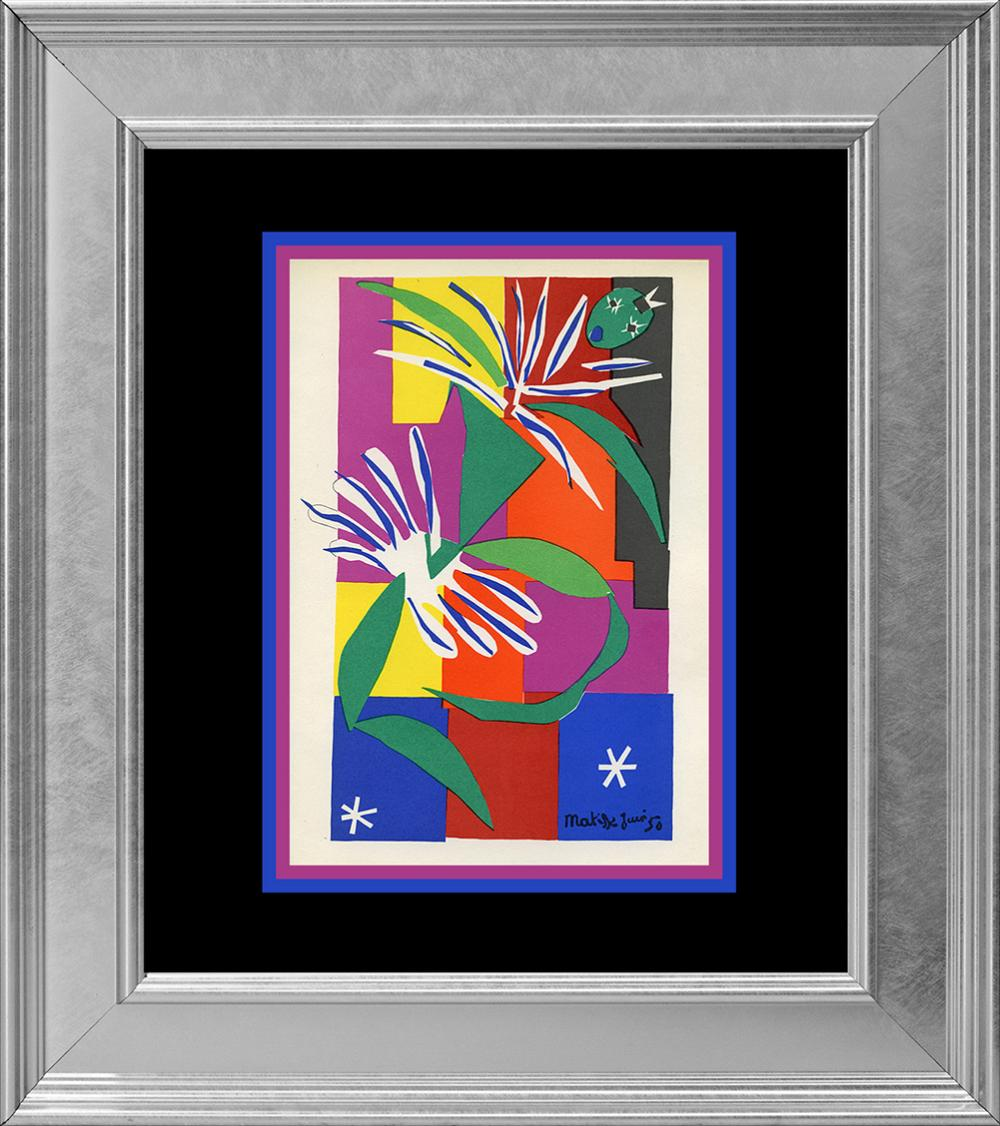 Lot 4829: Henri Matisse Lithograph from 1950