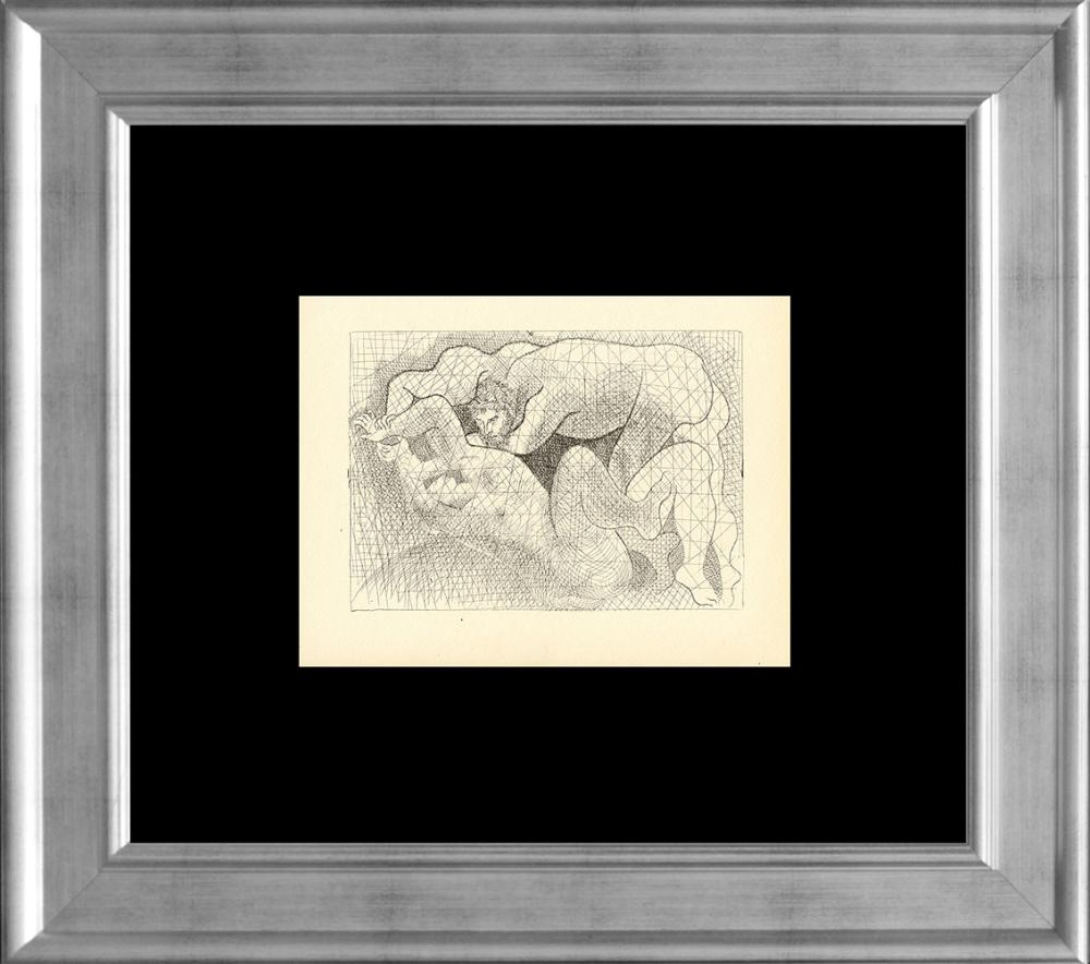 Lot 4832: Pablo Picasso lithograph from Vollard 1956