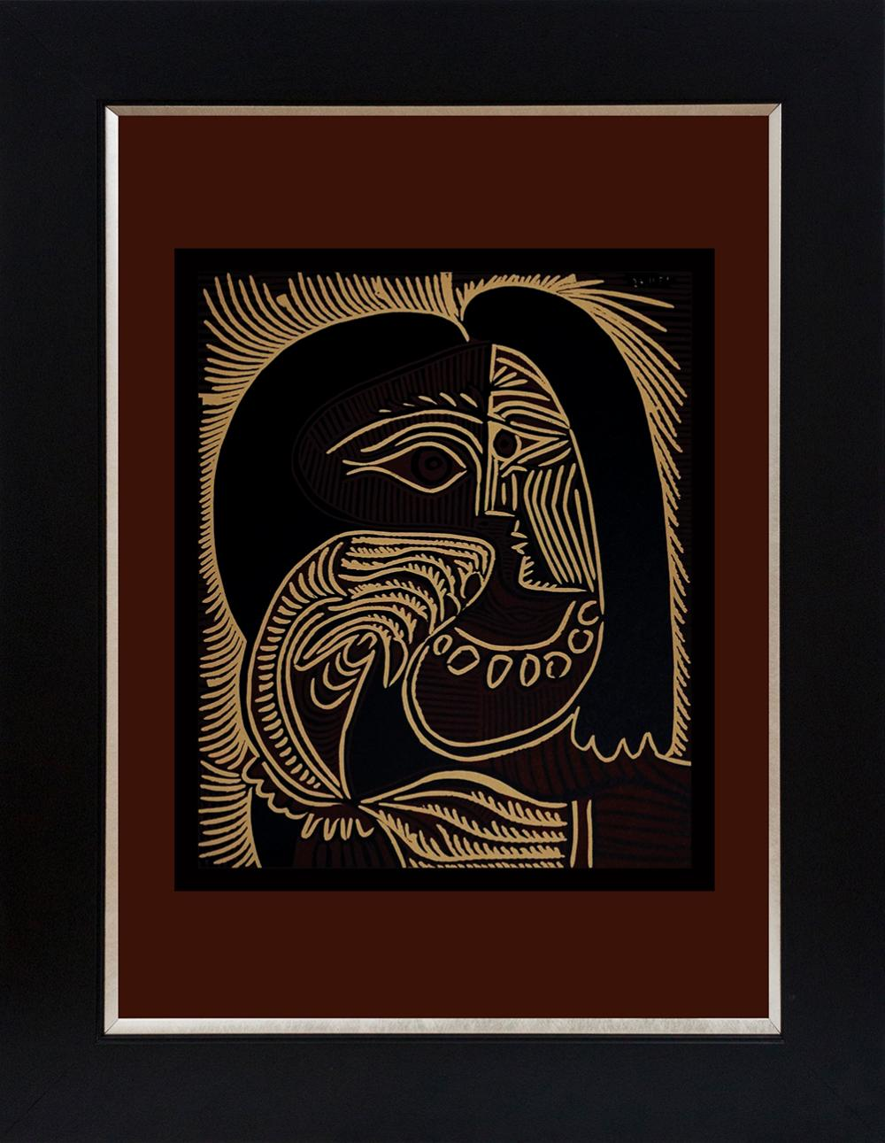 Lot 4831: Pablo Picasso Linocut from 1961