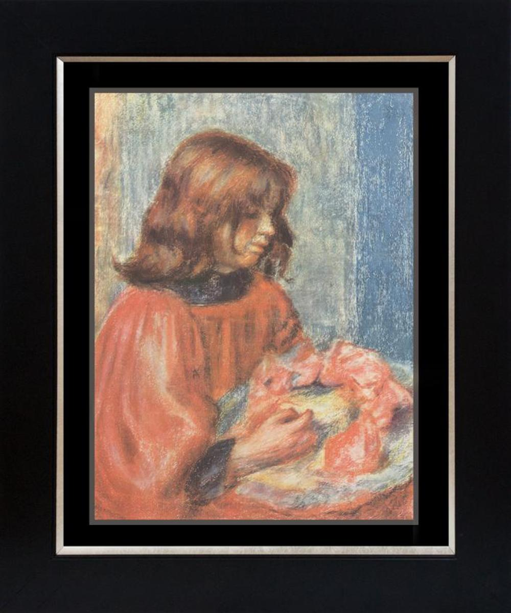 Lot 4008: Renoir Lithograph from 1921