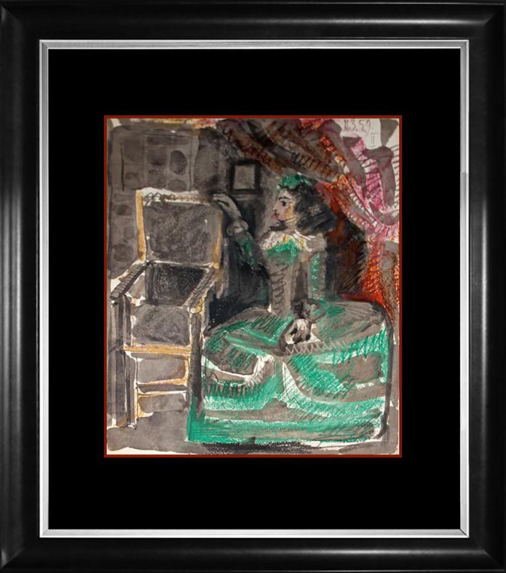 Lot 7018: Pablo Picasso 1961 Lithograph Toros Y Toreros.