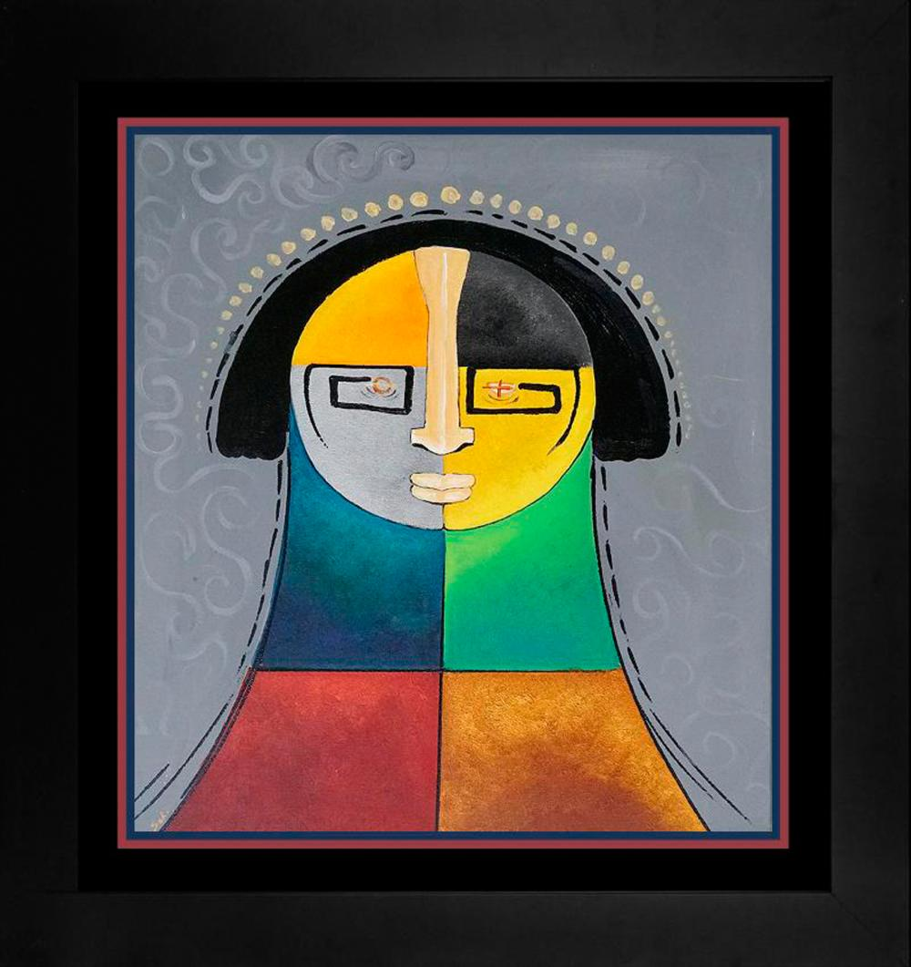 Lot 7053: Michael Schofield original on canvas 30x40