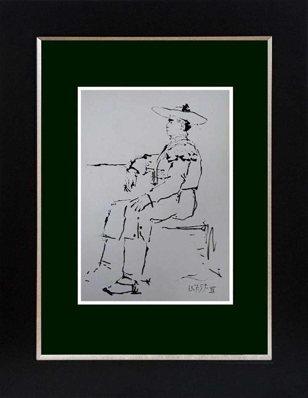 Lot 7087: Pablo Picasso lithograph