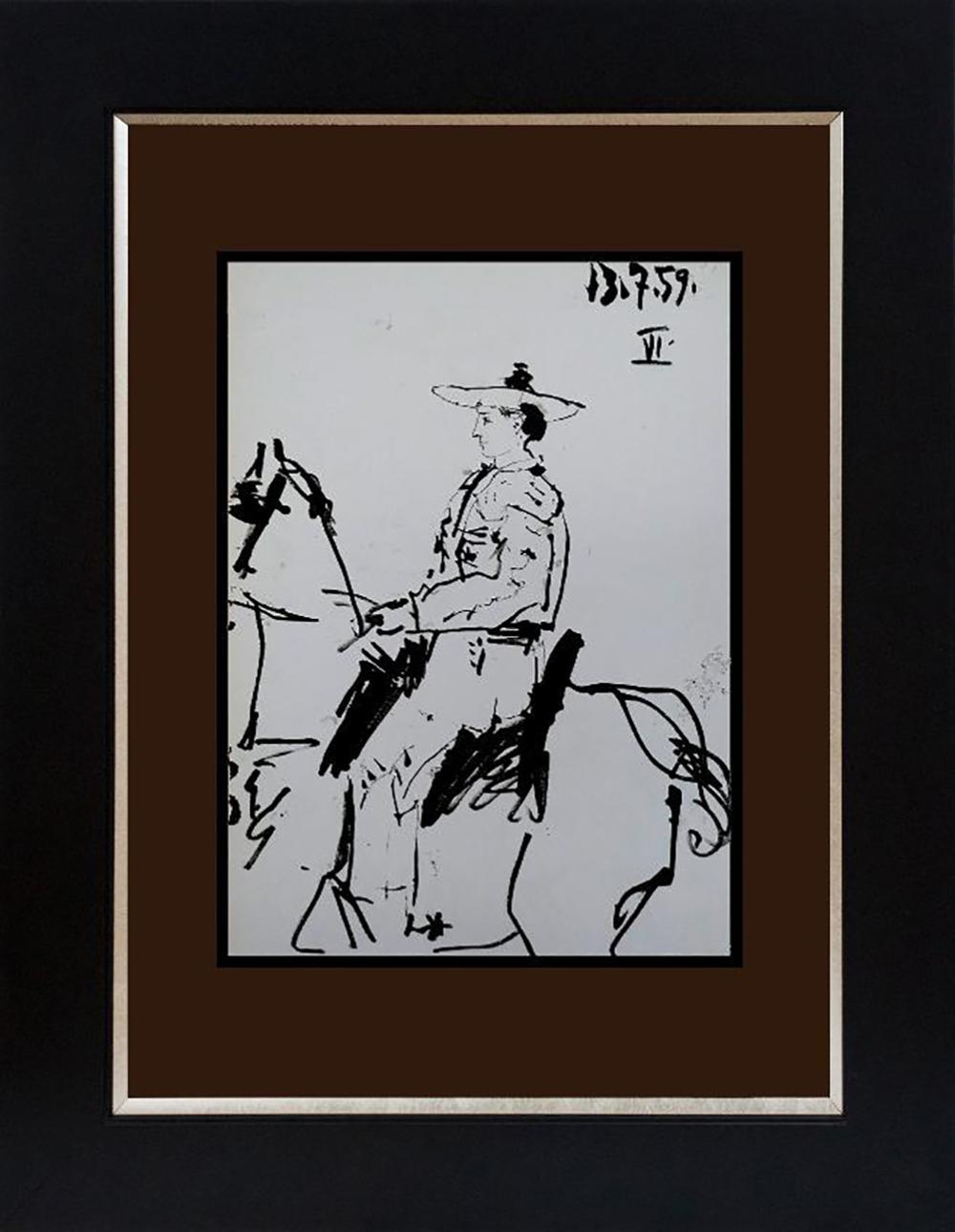 Lot 7088: Pablo Picasso lithograph