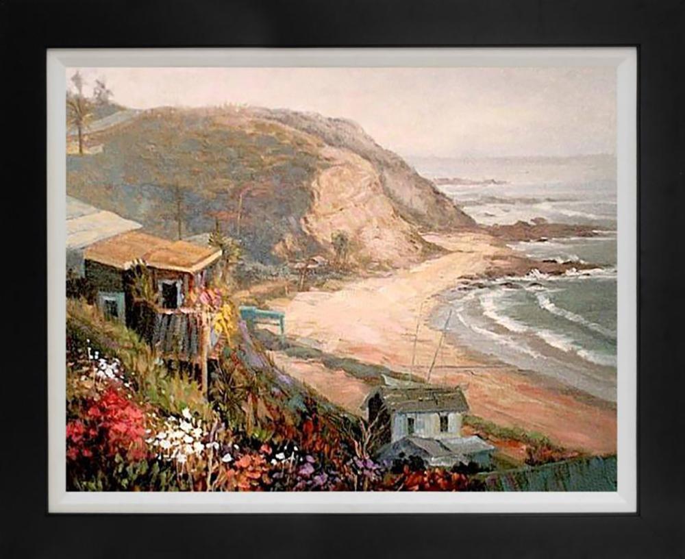 Lot 7111: Original oil on canvas by Rafael