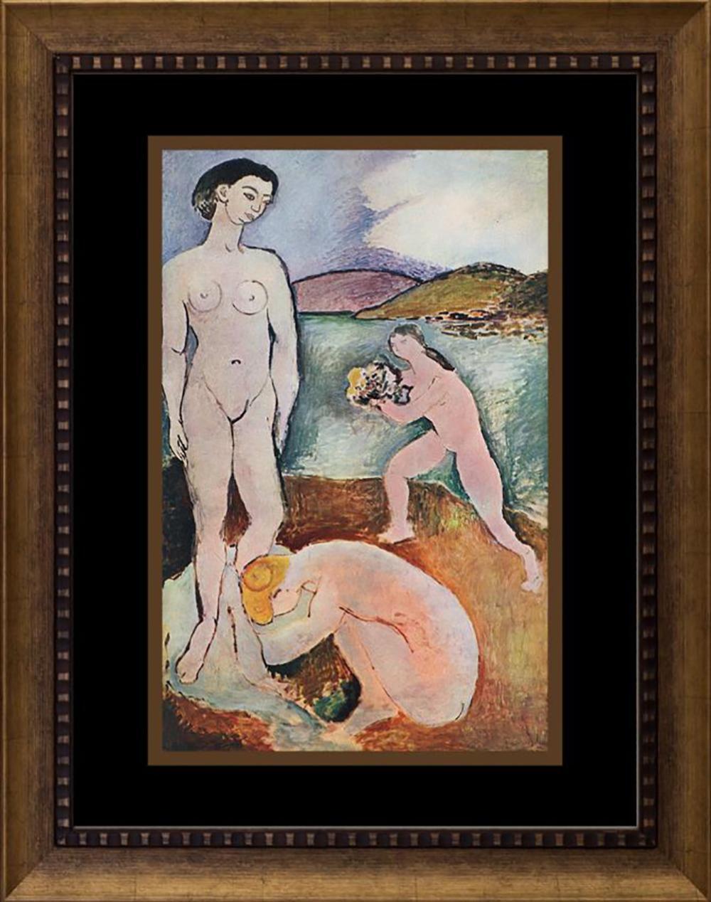 Lot 7184: Henri Matisse 1948 Lithograph